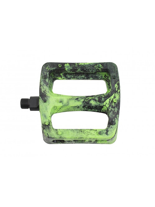 ODYSSEY PEDALES TWISTED PRO VERDES