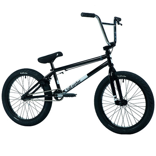 BMX TALL ORDER PRO - GLOSS BLACK