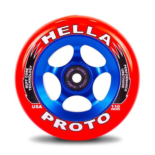 Rueda HELLA X PROTO