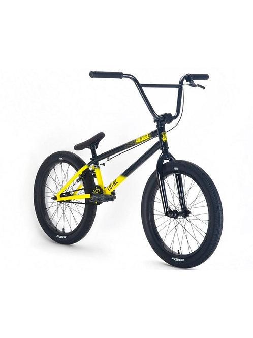 TOTAL BMX KILLABEE AMARILLO/NEGRO