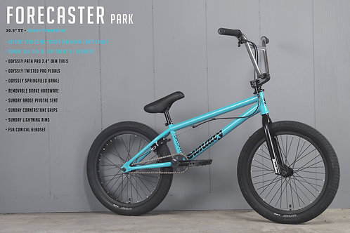 SUNDAY BMX FORECASTER PARK 2021