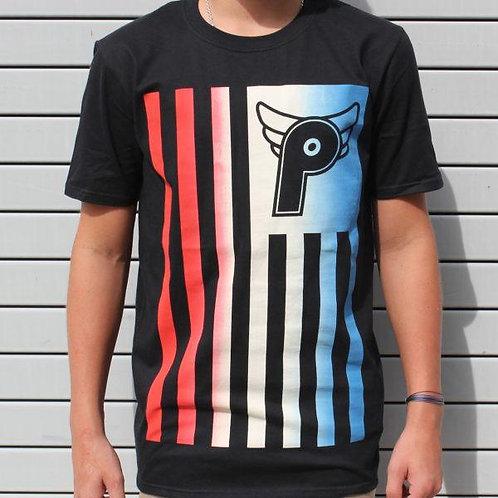 Camiseta PROFILE New Nation Negro