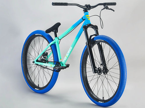 MAFIABIKES DIRT JUMP BLACK JACK D - BLUE FADE