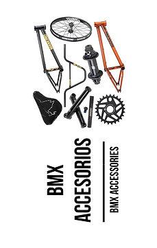 accesorios bmx