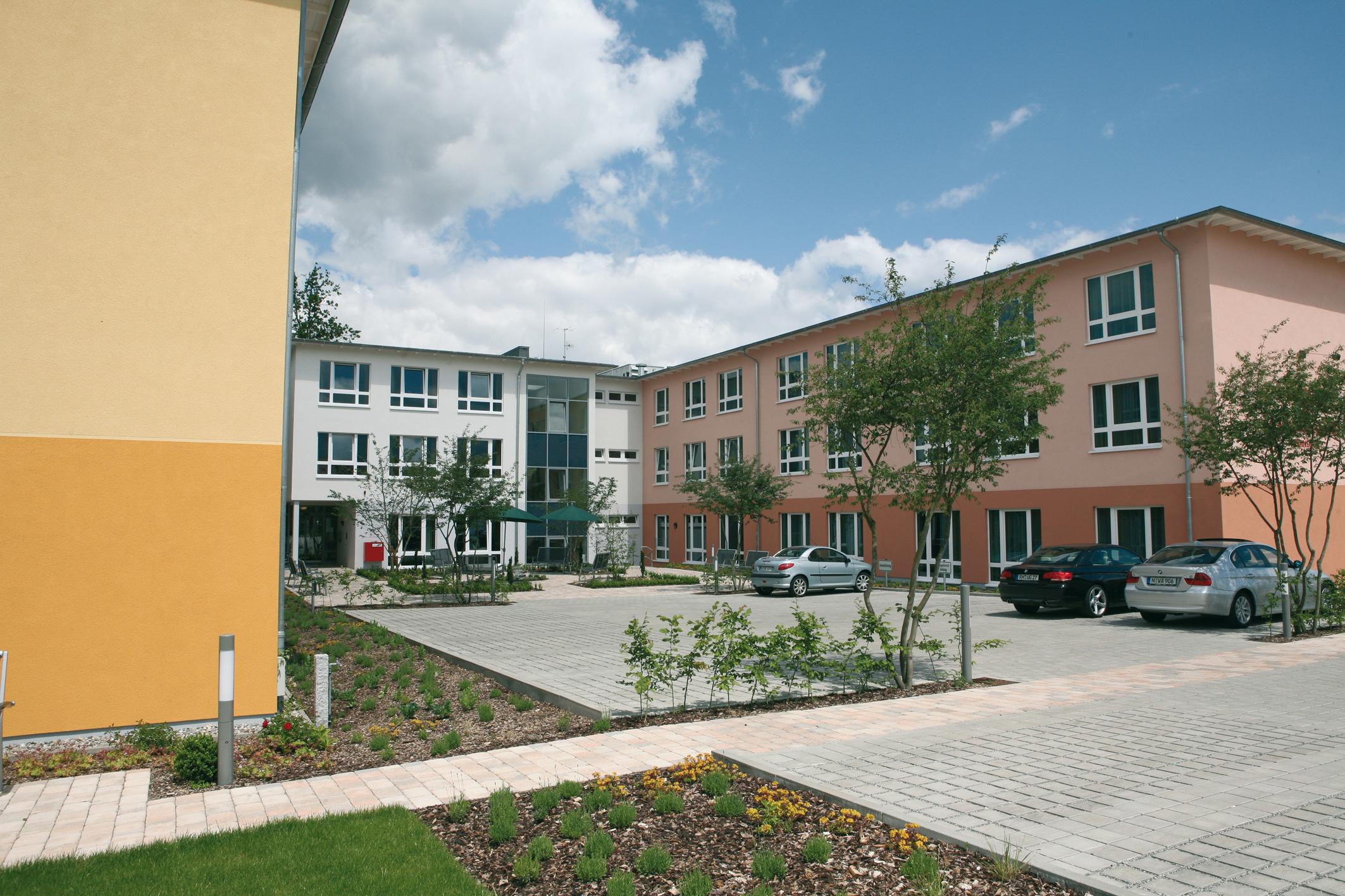 Pflegezentrum Zirndorf Bayern