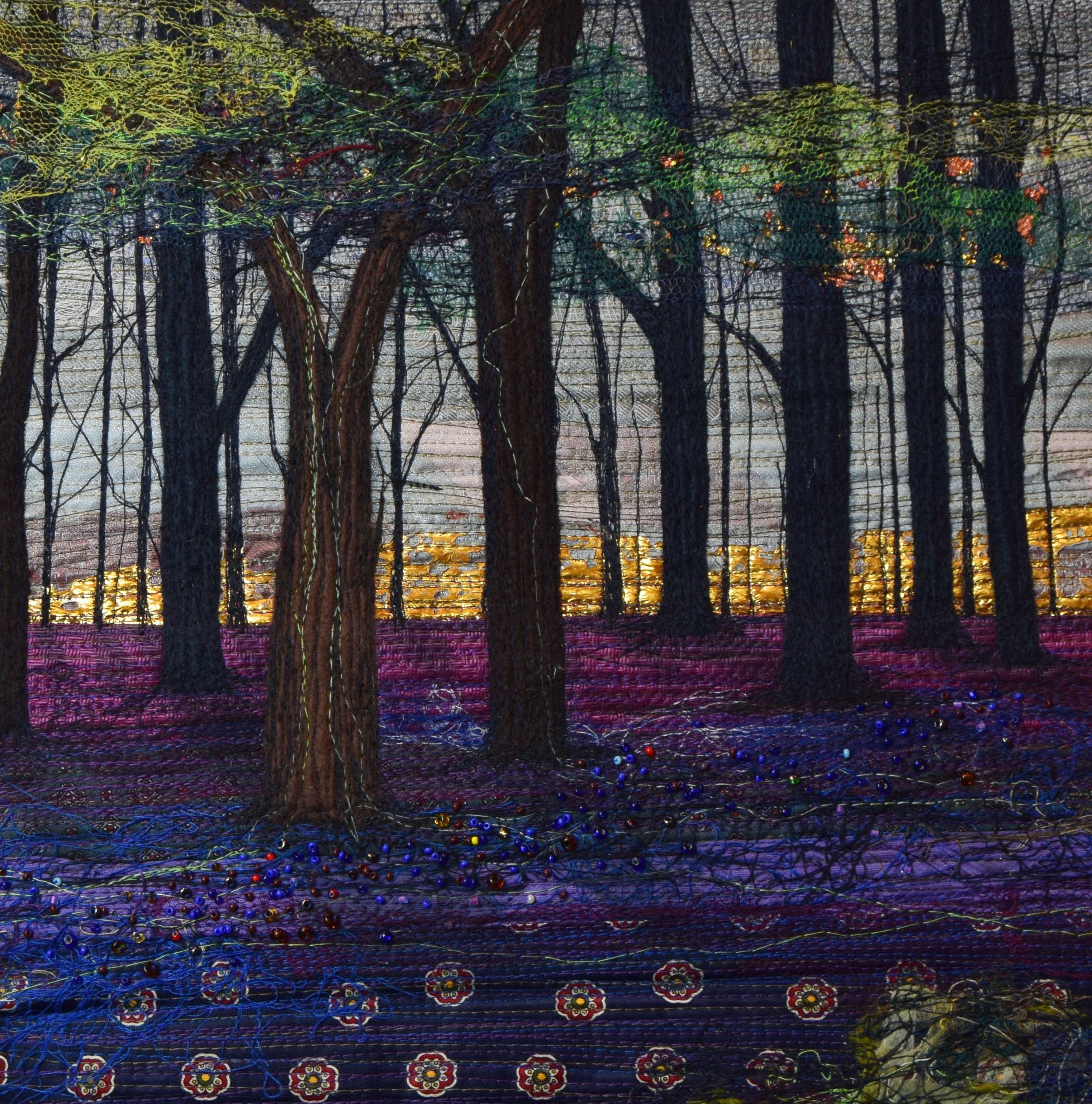 Bluebell Wood, Alne, IV