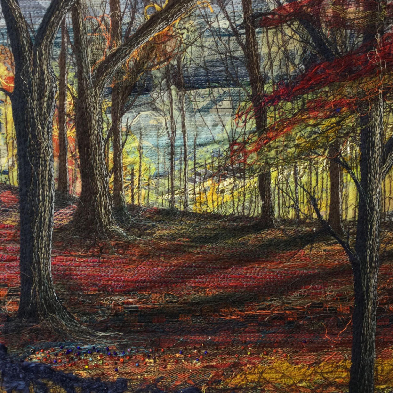 Millington Wood, Autumn Time II