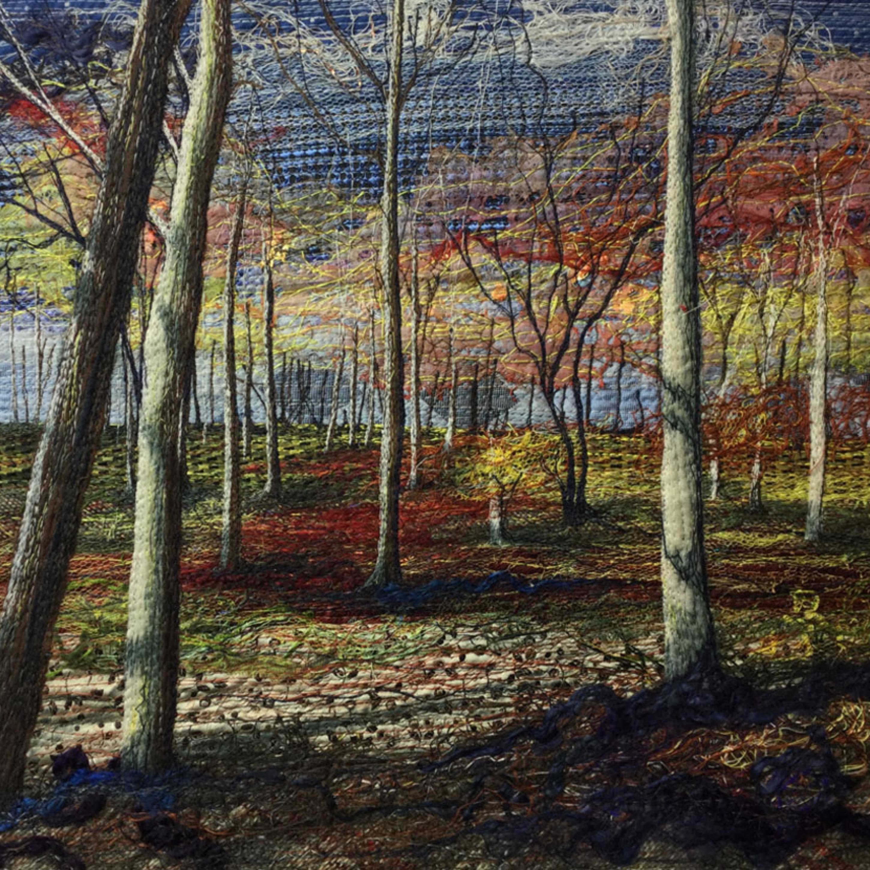 Millington Woods, Autumn Time I