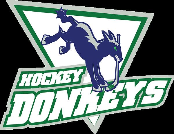 High Res Hockey Donkeys Logo.png