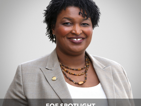 Spotlight: Stacey Yvonne Abrams