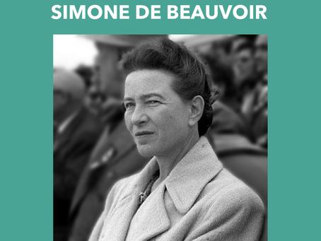 Spotlight: Simone de Beauvoir