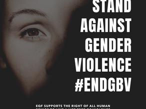 Spotlight: Gender-Based Violence During Covid-19