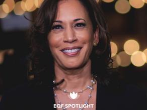 Spotlight: Vice President-Elect Kamala Harris