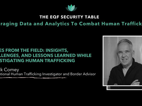 Insights, Challenges, and Lessons Learned While Investigating Human Trafficking: Patrick Comey