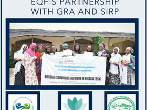 SPOTLIGHT: EQF Partnership With GRA & SIRP