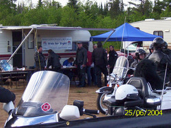 Ride for Sight Northern Ontario