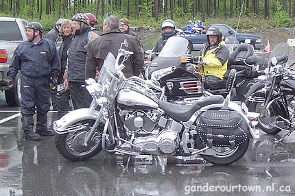 Ride for Sight Newfoundland Labrador