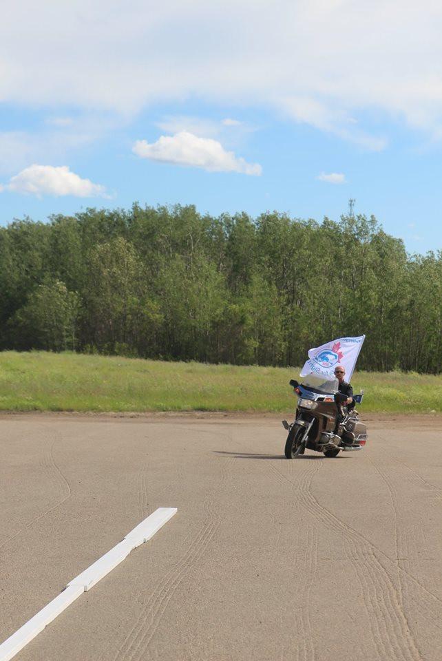Ride for Sight N. Alberta 2018
