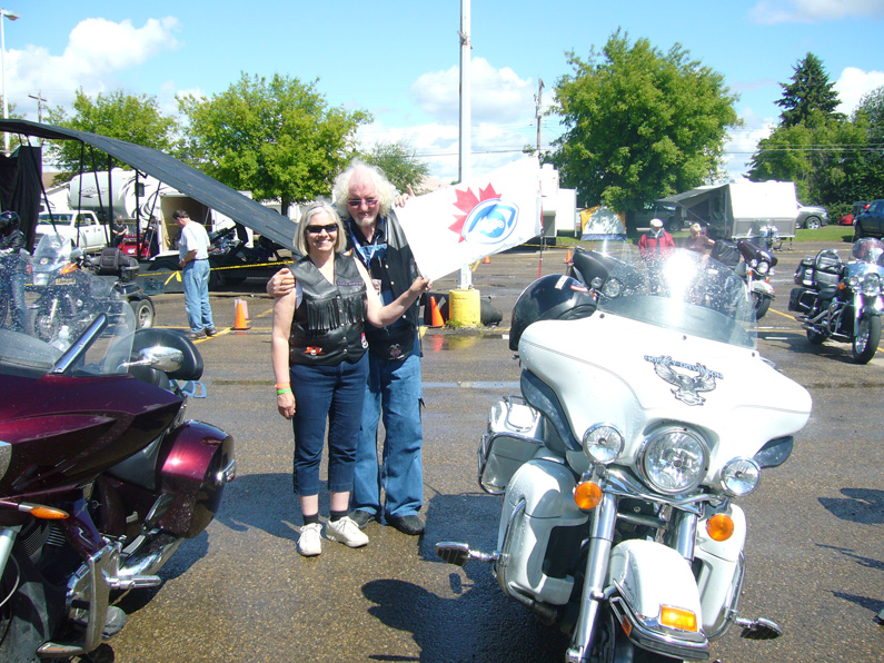 Ride for Sight Alberta