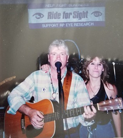 Ride for Sight Bring a Friend guitar 18