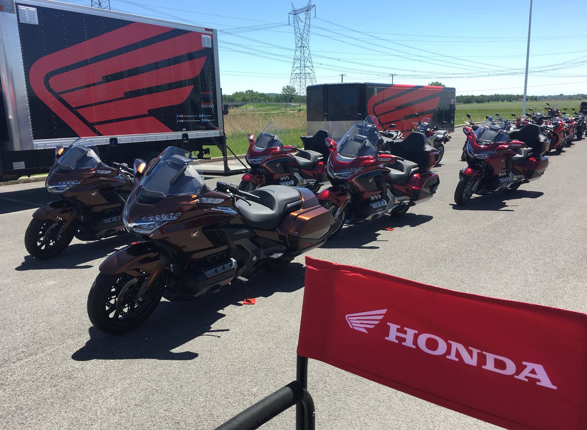 Ride for Sight with Honda 2018
