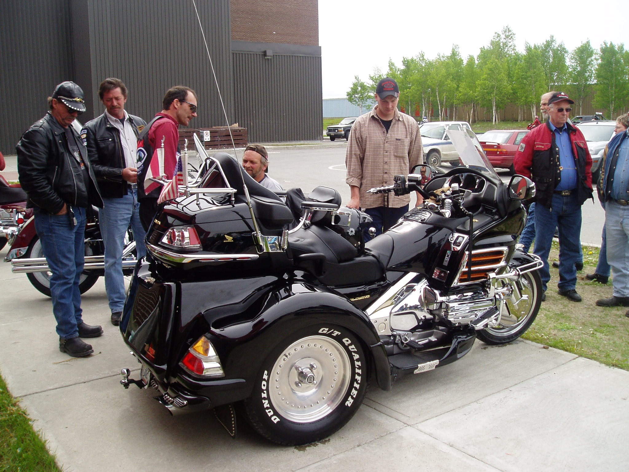 Ride for Sight NL 2005