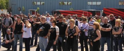 Ride for Sight NL 2013