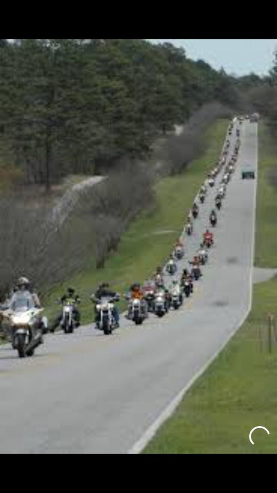 Ride for Sight Alberta 2014