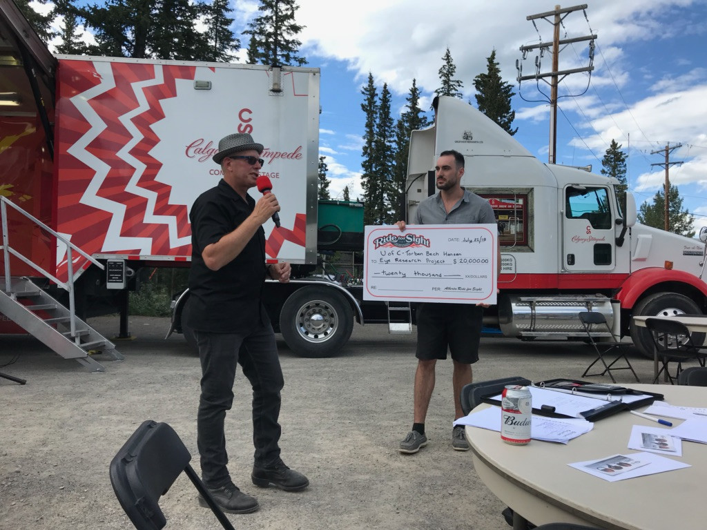 Ride for Sight Alberta 2018
