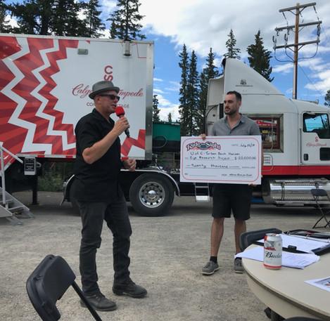 Ride for Sight Alberta 2018
