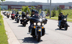 Ride for Sight Northern Ontario 2017