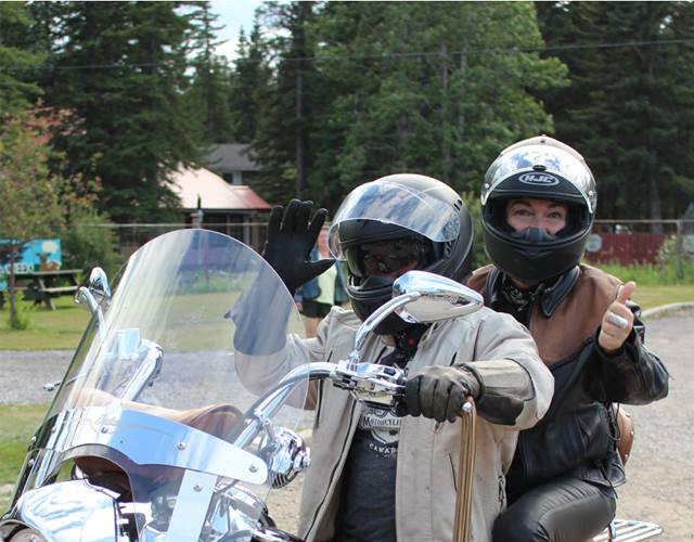 Ride for Sight 2018 Alberta