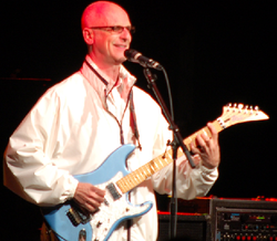 Kim Mitchell at Ride for Sight