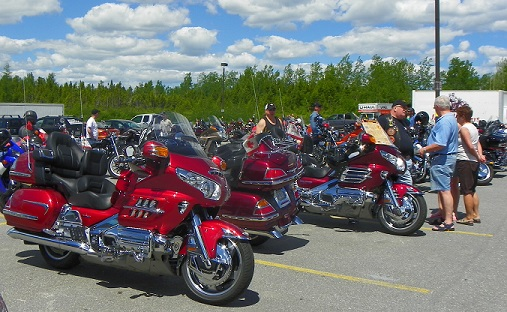 Ride for Sight NL 2010