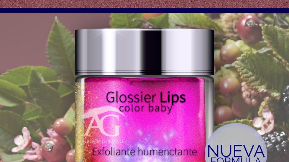AG Glossier Lips