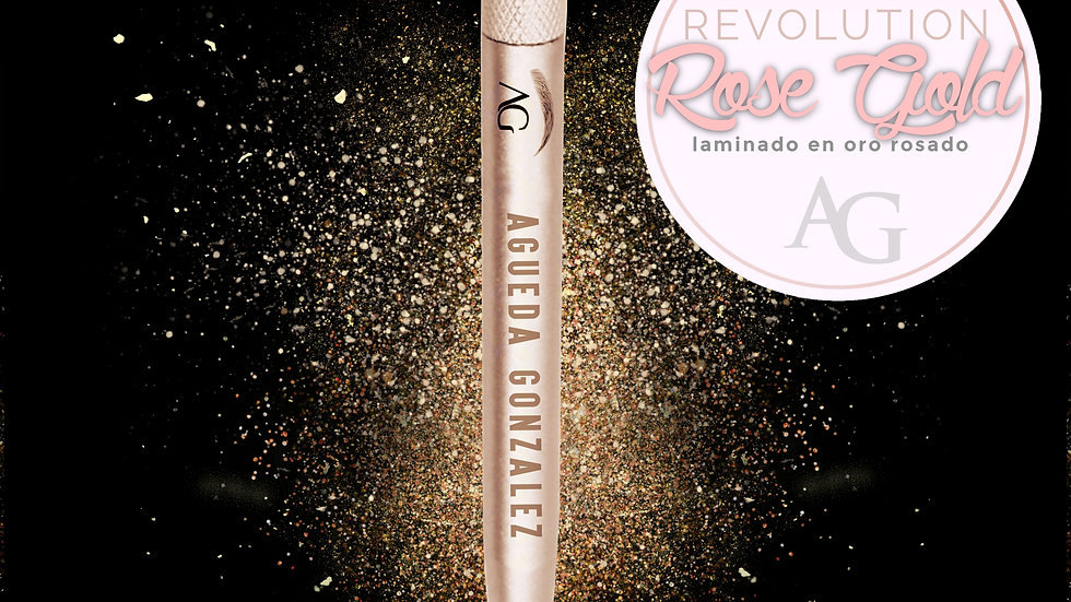 The Wand AG Rose Gold