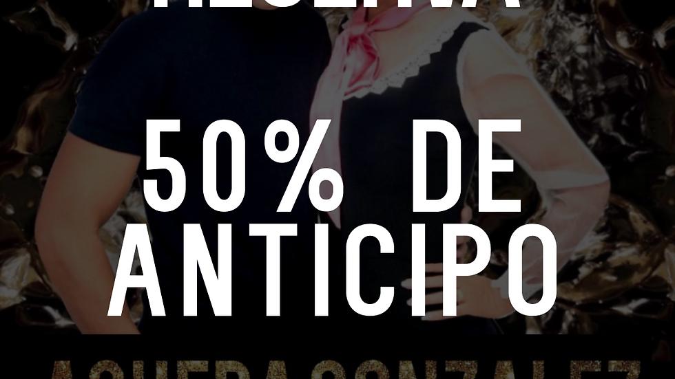 AGUEDA X EDDY ANTICIPO