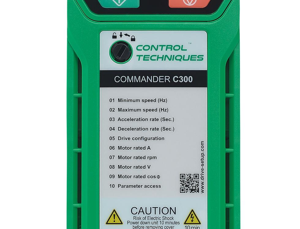 Commander C300 220V 1.5kW