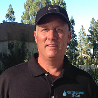 Mark Chassie Pool Tile Cleaning SoCal