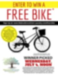 Bike winner in rosemead