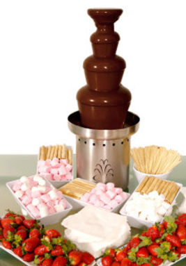Chocolate Fountain Party Rental