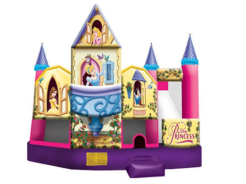 Disney Princess Collection 3D 5-in-1 Combo