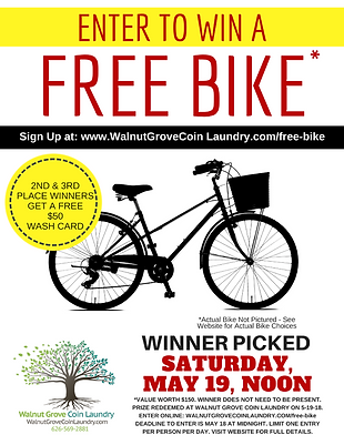 coin laundry bike winner in rosemead