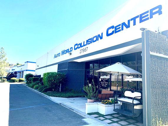 AutoWorld Collision Center
