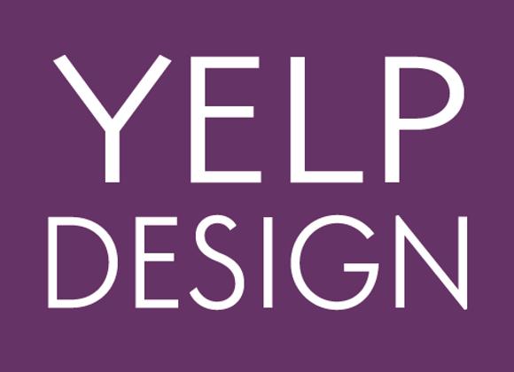 YELP PAGE DESIGN