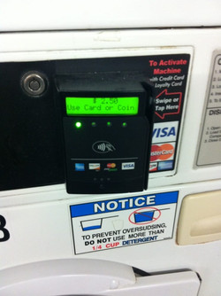 Apple Pay Laundry