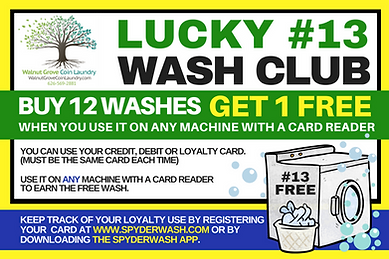 Lucky 13 Wash Club Rosemead