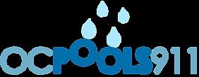 OC POOLS 911 Logo