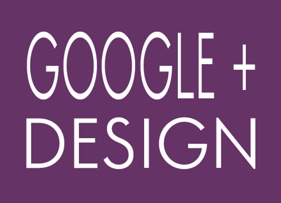 GOOGLE + PAGE DESIGN