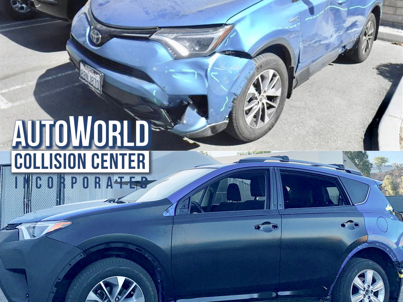 Auto World Collision Center